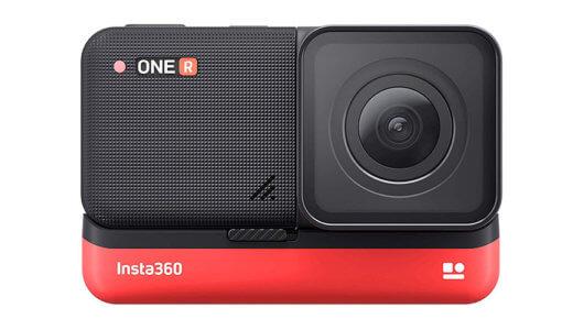 Insta360 ONE R 4K広角モジュールセット