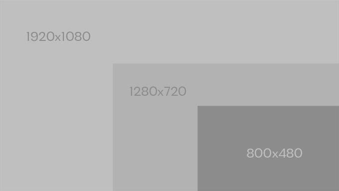 リアル解像度が1280×720